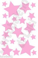 Adesivi STELLINE STARS IN 7 COLORI tuning STICKERS IMPERMEABILI  VINILE NATALE