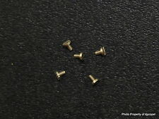Vintage Universal Geneve Cal. 24 Bridge Screws Part # 5105