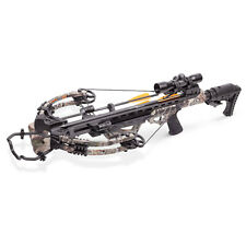 New CenterPoint Patriot 415 4x32 Scope Crossbow Package 415 FPS Heat Amped