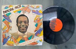 "Winston Groovy ""Dancing Shoe"" 1980 Reggae LP EMI Nigeria"