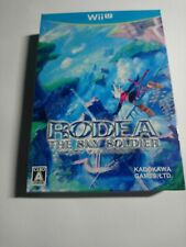 Rodea The Sky Soldier Double Pack Nintendo Wii And Wii U Japan Import Unopened