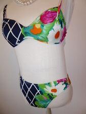 LA PERLA Bikini,Aquasuit,38,40,S,M-Top Zustand,wunderschöne Farbgebung+Schnitt