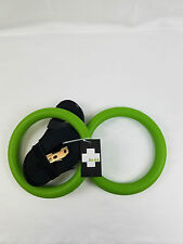 So Ill Gymnastic Rings in lime green
