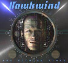 HAWKWIND - THE MACHINE STOPS  CD NEU