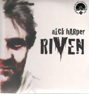 NICK HARPER Riven DOUBLE LP VINYL Europe Vinyl 180 2017 15 Track Limited Edition