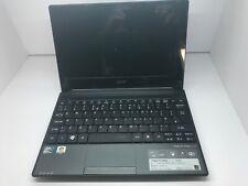 "Acer Aspire One D255 10.1"" 250GB, Intel Atom N450 1.66GHz, 1GB RAM Laptop Win 7"