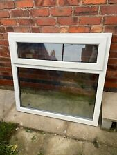 White Upvc Double Glazed Window 1153mm x 1120mm
