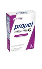 PROPEL ZERO BERRY POWDER SINGLE PACKETS (10 packets x 3 boxes) ELECTROLYTES