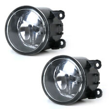 2* Drive Side Fog Light Lamp + H11 Bulbs 55w Right & Left Side Car Accessories (Fits: Saab)
