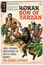 Korak Son of Tarzan #41, Fine Condition