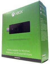 Microsoft Xbox One Wireless Adapter for Windows HK9-00001- Black - In Retail Box