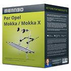 Menabo Logic 3 portabici per Opel Mokka / Mokka X Tipo J13 per 3 bici