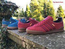 Adidas Originals Jeans Fashion Trainers Red Blue BNIBWT Sizes UK 3 -13