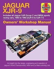 Jaguar XJR-9 Owners Workshop Manual: 1985 to 1993 by Michael Cotton (Hardback)