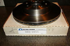 Honda# 45251Sf0000,Beck#083-2211 Accord Lxi,Prelude Dohc Front Disc Brake Rotor!