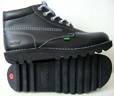KICKERS KICK HI KF 101 Klassiker Stiefelette Boots Leder Schuhe Herren Gr.46 NEU