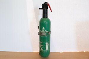 CHUBB Fire HALON fire extinguisher unused model 1211