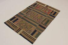 Nomades Patchwork Délavé Aspect Antique Perse Tapis Tapis D'Orient 1,98 X 1,25