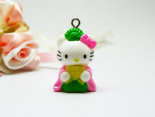 10 Hello Kitty Charm Pendant Figurine 10 pieces 7l-10 Wholesale