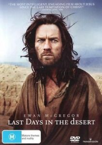 NEW Last Days in the Desert DVD Free Shipping
