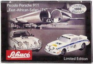 Schuco Piccolo Porsche 911 East-African-Safari '74 01345 TOP