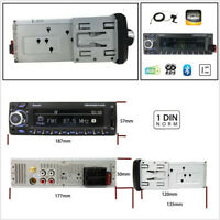 1 DIN DAB+ Module Car Stereo Radio Audio MP3 Player RDS FM AM Bluetooth AUX USB