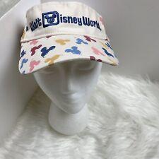 Disney Parks Walt Disney World Wdw Mickey Mouse Balloons Visor Hat Junk Food