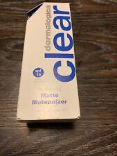 Oil Clearing Matte Moisturizer, Dermalogica, 2 oz