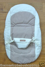 MAMAS and PAPAS BEDTIME HUGS SLUMBER SWING CHAIR REPLACEMENT SEAT & HARNESS New
