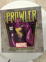 MARVEL BOWEN THE PROWLER BUST #485/1800 MIB(SPIDER-MAN NOW AMAZING DAREDEVIL 123