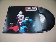 VINYL ALBUM RECORD,MANFRED MANNS EARTH BAND, SOMEWHERE IN AFRIKA