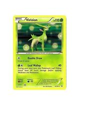 Virizion 13/101 Holo Rare Black & White 3: Noble Victories Single Pokemon Card