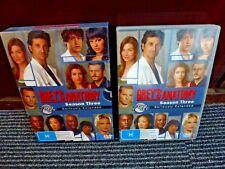 GREYS ANATOMY, SERIOUSLY EXTENDED SEASON THREE ( 7 DVD) 7 Disc  Boxset