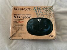 Kenwood KFC-6976 altavoces del coche 160W