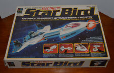 VINTAGE STAR BIRD MILTON BRADLEY ELECTRONIC TOY TESTED WORKING WITH BOX 1978