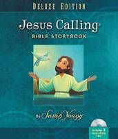 Jesus Calling Bible Storybook Deluxe Edition by Sarah Young (Hardback, 2015)