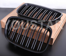 US STOCK X2 M5 PERFORMANCE MATT BLACK GRILLS BMW 5 Series F07 GT Gran Tourismo