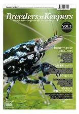 Breeders & Keepers Vol 3 Freshwater Shrimp Magazine by Chris Lukhaup NEW Release