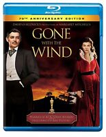 Gone with the Wind [70th Anniversary Edition] [Blu-ray]NEW, SEALED FREE SHIPPING