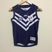 Fremantle Dockers Guernsey Luke McPharlin Signed 2015 AFL Jumper Youth Boys 12