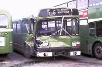 Crosville SNL873 Chester 09/11/75 Bus Photo