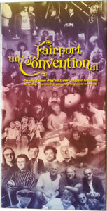 FAIRPORT CONVENTION - FAIRPORT UNCONVENTIONAL - 4xCD BOX SET - FREE UK POST
