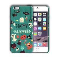 Happy Halloween Iphone 4s 5 5s 5c SE 6 6s 7 8 X XS Max XR 11 Pro Plus Case n18