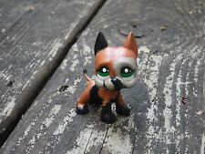 Littlest Pet Shop Custom OOAK LPS Black/Tan/Brown Great Dane