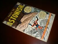 Marvel Comics Tales to Astonish # 36 Nice Copy 3rd app Ant-Man