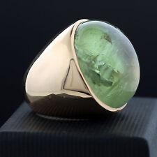 Beryll Ring MEGA GROß UND AUSGEFALLEN 80 CT 750er ROSEGOLD 37 gramm SW 10.800.-E