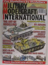 Magazine: Military Modelcraft International - May 2018