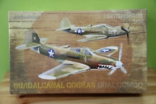 """Eduard 1161 1:48 Limited Edition Bell P-39 P-400 Airacobra """"Guadalcanal Cobras"""""""