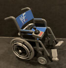 Plastic Toy Wheelchair Play Accessory for WWE/WWF Wrestling Action Figures