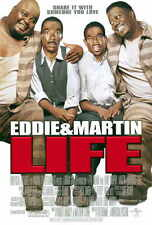 "LIFE Movie Poster [Licensed-NEW-USA] 27x40"" Theater Size Eddie Murphy, Lawrence"